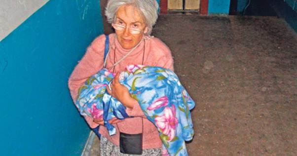Самая пожилая мама в Украине