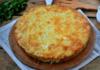 Картофельная запеканка на сковороде