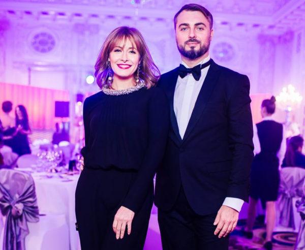 Елена и Сергей Кравец