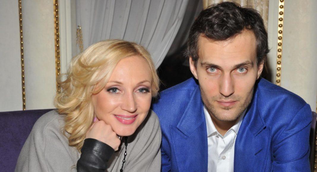 Кристина Орбакайте и Михаил Земцов - появилось редкое фото