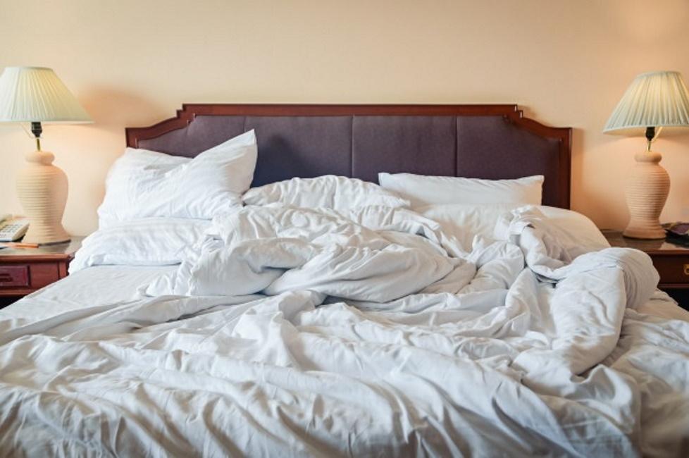 Что значит растрепанная постель?