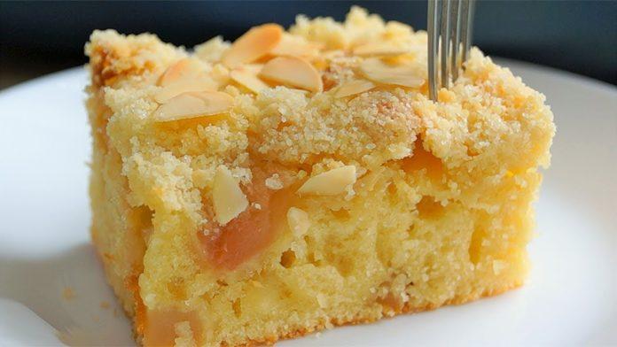 Незрівнянний пиріг з яблуками