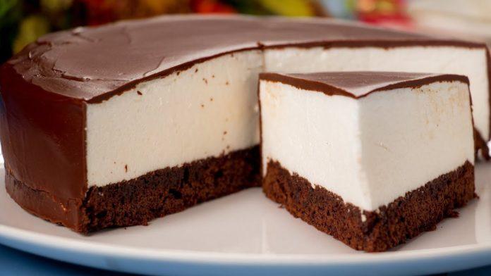Торт Пташине молоко - казковий і дуже ніжний рецепт