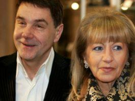 Сергей Маковецкий и его жена - в чем их секрет?