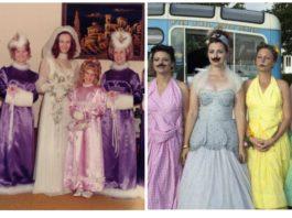 Самые нелепые и смешные платья подружек невесты
