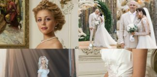 Українські зірки і їх весільні сукні