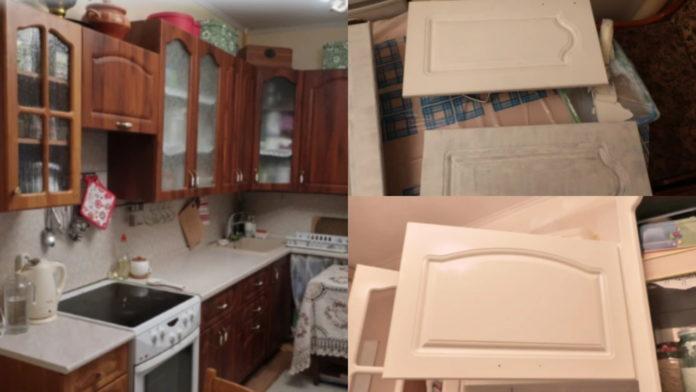 Жінка кардинально змінила кухню без ремонту