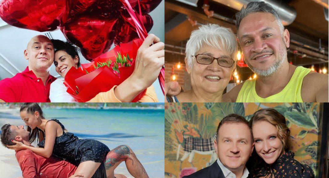 Как украинские пары отпраздновали День Святого Валентина 2021?