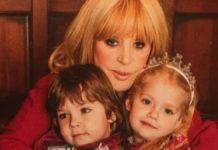 Алла Пугачова з дітьми