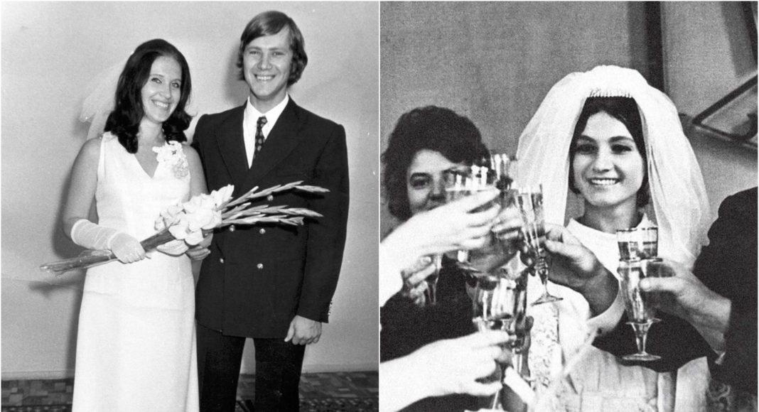 Легендарные артистки в день своей свадьбы