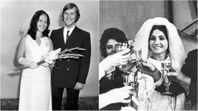 Легендарні артистки в день свого весілля