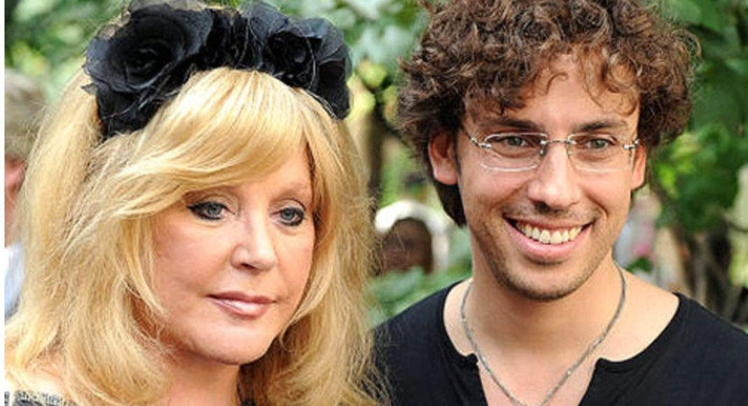 Максим Галкин и его жена