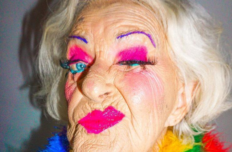 92-летняя звезда Инстаграм - как они живет?