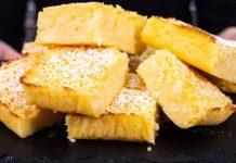 Ароматні лимонні тістечка