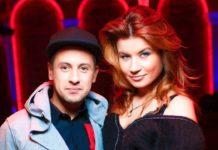 Дмитрий Монатик и его жена Ира Демичева