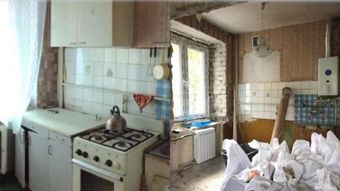 Як стильно облаштувати маленьку кухню?
