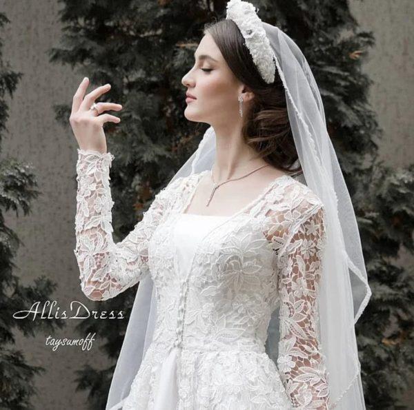 Аламат Абубакарова, молодая жена Руслана Байсарова