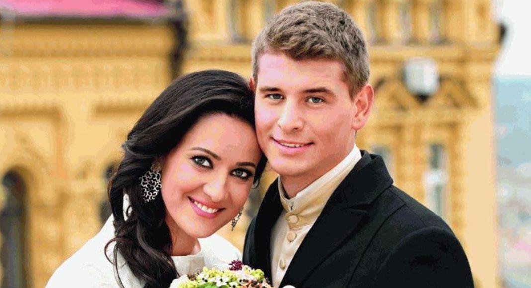 Соломия Витвицкая и муж