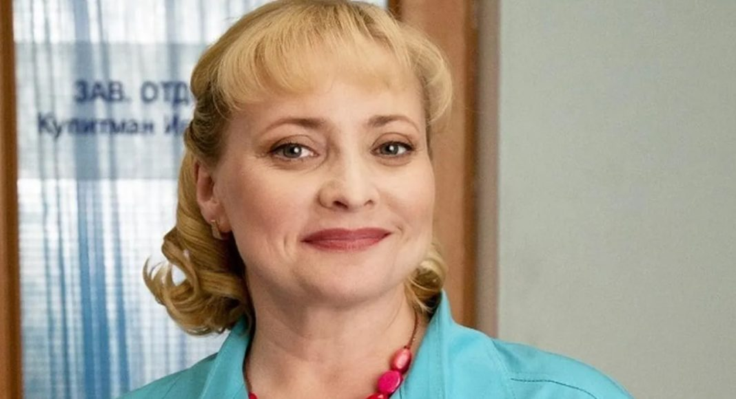 """Светлана Пермякова из сериала """"Интерны"""" празднует день рождения"""