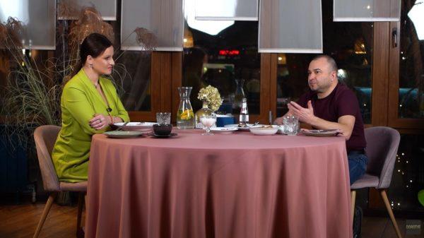 Виктор Павлик на Ужине с Дороти