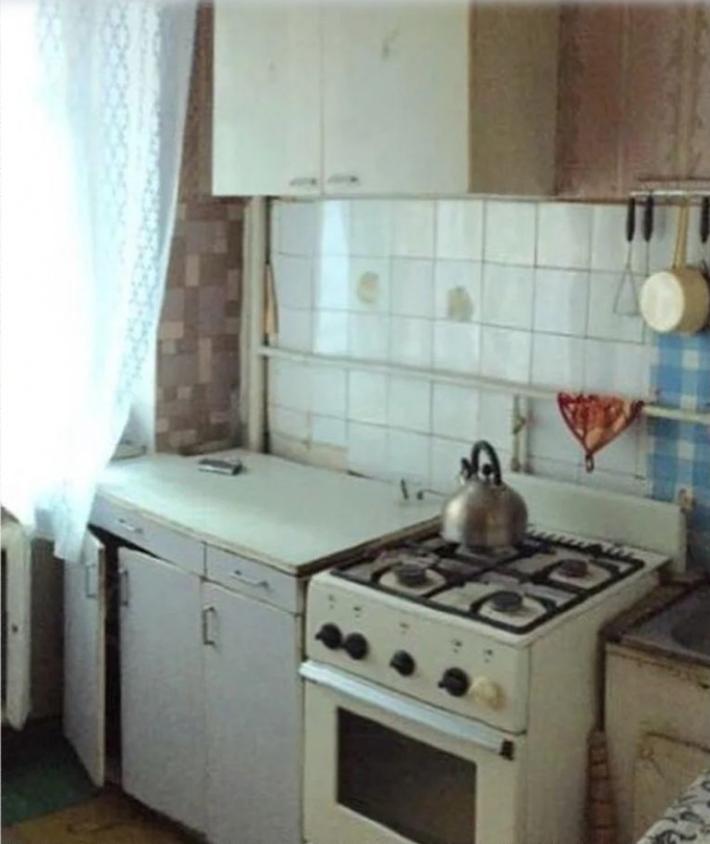 Кухня до ремонту