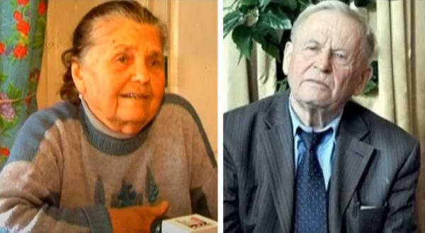 Бабуся і дідусь Дана Балана