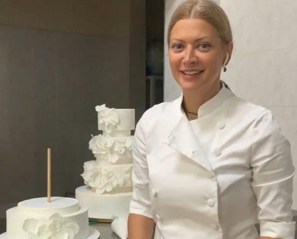 Татьяна Литвинова и ее торты