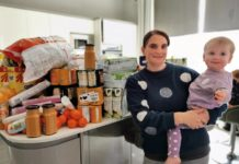 Сью Редфорт - багатодітна мама, яка народжувала 22 рази за 31 рік