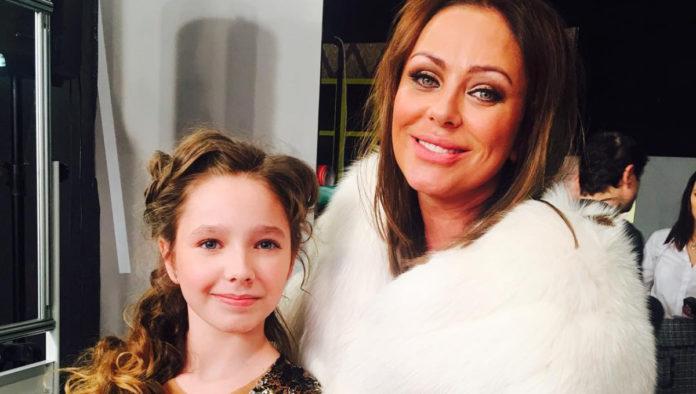Юлія Началова і її дочка Віра Алдонина