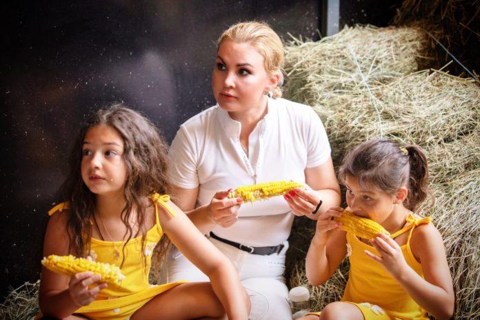 Камалія і її чарівні доньки