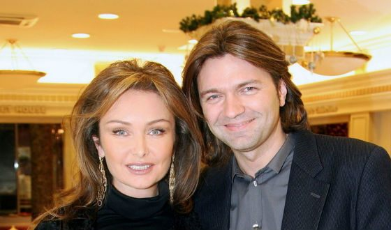 Дмитро Маліков з дружиною