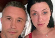Сергей Бабкин и жена Снежана