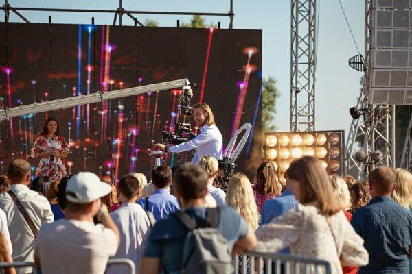 Олег Винник анонсував концерт в Броварах до восьмого березня