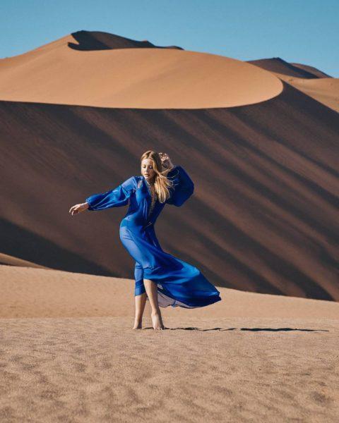 Тина Кароль в новой фотосессии для журнала VIVA
