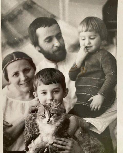 Петро Гончар і Ніна Матвієнко - батьки Тоні Матвієнко