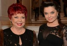Наташа Корольова з мамою