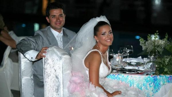 Свадьба Ани Лорак и Мурата Налчаджиоглу