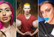 Фрики русскоязычного интернета