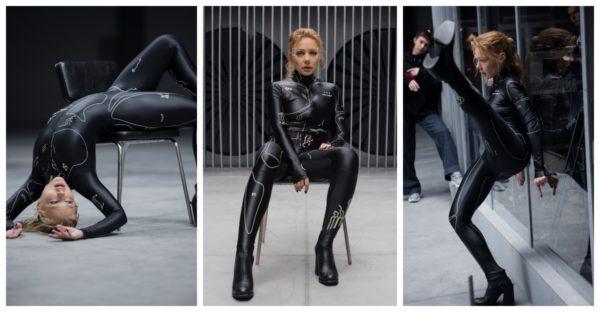 Тина Кароль в клипе Скандал