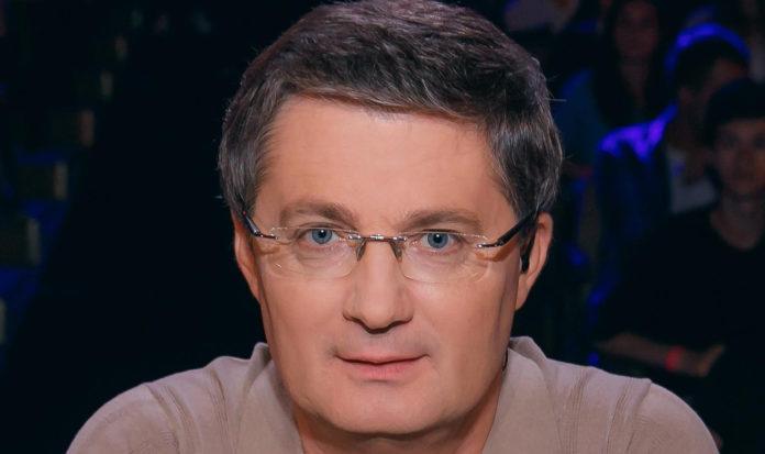 Телеведучий Ігор Кондратюк підкорив Карпати
