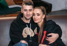 Ксения Мишина и Саша Эллерт