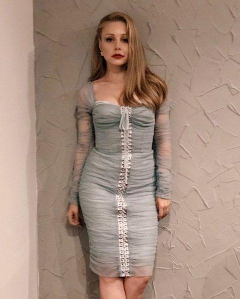 Платье Дольче Габбана - Тина Кароль