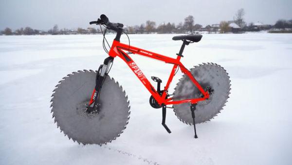 дисковий велосипед