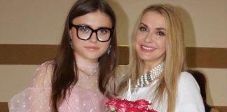 Ольга Сумська з донькою Ганною