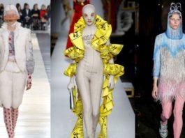 Подборка самых странных и эксцентричных нарядов от модных дизайнеров