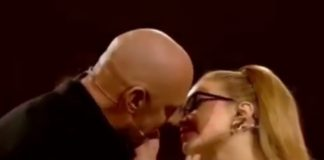 Тина Кароль и Потап поцеловались на видео перед всей страной