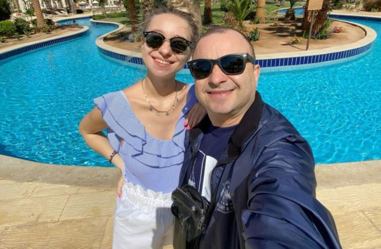 Екатерина Репяхова и Виктор Павлик летят в Турцию с трехмесячным сыном