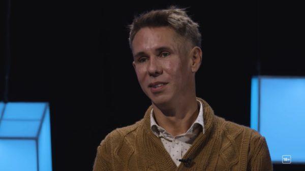 Алексей Панин в ДНК-шоу