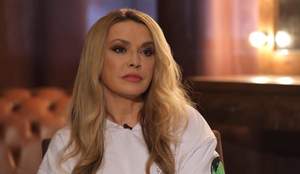 Ольга Сумская на интервью
