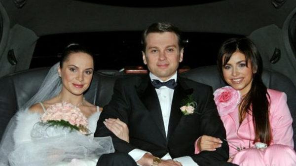 Свадьба Лилии Подкопаевой и Тимофея Нагорного